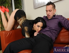 Naughty Office ? Amy Anderssen, Johnny Castle