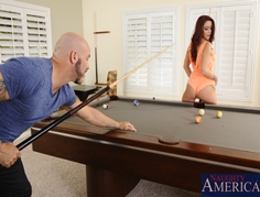 My Dads Hot Girlfriend ? Monique Alexander, Derrick Pierce
