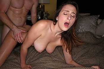Ashley Adams - party girl