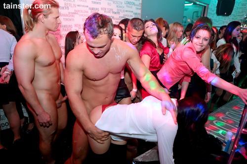 Party hardcore gone crazy.