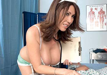 Kianna Dior - Nurse Kianna Will Drain You Dry Now