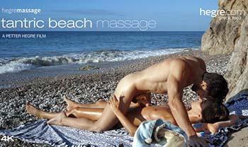 Charlotta - Tantric Beach Massage