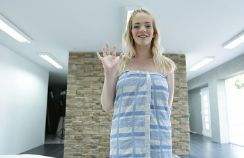 Carly Rae Big Tits Surprise