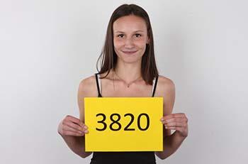 CzechCasting - Kristyna 3820