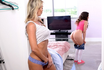 mom lick teens spring cleaning tylo duran