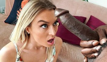 BBC Fucks a Green Eyed Doll - Natalia Starr