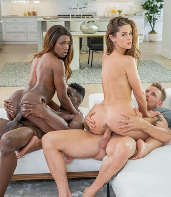 A LONG TIME COMING ? LITTLE CAPRICE, ANA FOXXX