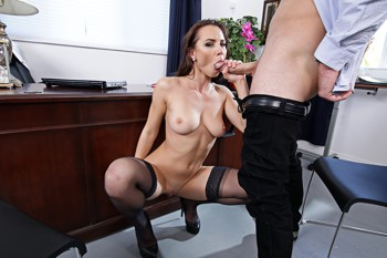 Aidra Fox - Naughty Office