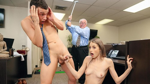 Kyler's Office Quickie